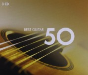 Çeşitli Sanatçılar: 50 Best Guitar - CD