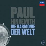 Gewandhausorchester Leipzig, Herbert Blomstedt, Members of the Wiener Oktett: Hindemith: Die Harmonie Der Welt - CD