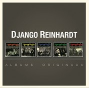 Django Reinhardt: Original Album Series - CD