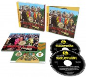 The Beatles: Sgt. Pepper's Lonely Hearts Club Band (50th-Anniversary - Deluxe Edition) - CD
