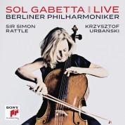 Sol Gabetta: Live - CD