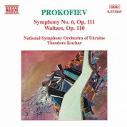 Prokofiev: Symphony No. 6 / Waltz Suite - CD