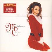 Mariah Carey: Merry Christmas (Red Vinyl) - Plak
