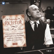 Sviatoslav Richter: The Master Pianist - CD