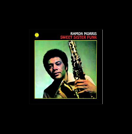 Ramon Morris: Sweet Sister Funk - Plak