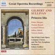 Sullivan: Princess Ida (Morgan, Round, Godfrey) (1954) - CD