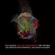 Yo-Yo Ma: Salonen: Cello Concerto - CD