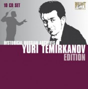 Yuri Termirkanov: Historical Russian Archives - Yuri Temirkanov - CD