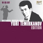 Yuri Termirkanov: Historical Russian Archives - Yuri Temirkanov - CD