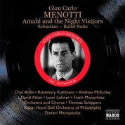 Thomas Schippers: Menotti: Amahl and the Night Visitors - CD