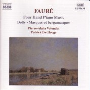 Pierre-Alain Volondat: Faure: Piano Music for Four Hands - CD