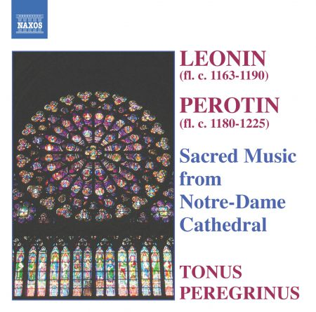 Leonin / Perotin: Sacred Music From Notre-Dame Cathedral - CD