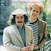 Simon & Garfunkel: Greatest Hits (White Vinyl) - Plak