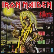 Iron Maiden: Killers (Limited Edition- Picture Disc) - Plak
