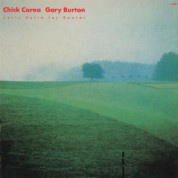 Chick Corea, Gary Burton: Lyric Suite For Sextet - CD