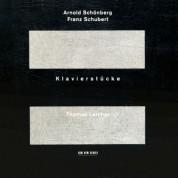 Thomas Larcher: Arnold Schönberg / Franz Schubert: Klavierstücke - CD