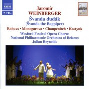 Weinberger: Svanda Dudak - CD