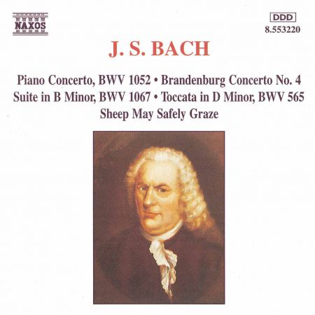 Bach, J.S.: Famous Works - CD
