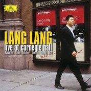 Lang Lang: Live At The Carnegie Hall - Plak