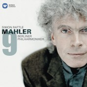 Berliner Philharmoniker, Sir Simon Rattle: Mahler: Symphony 9 - CD