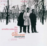 Ornette Coleman: At the Golden Circle Stockholm, Vol.1 - CD