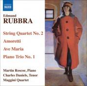 Maggini Quartet: Rubbra, E.: String Quartet No. 2 / Amoretti - CD