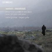 Vadim Gluzman, Angela Yoffe: Auerbach / Shostakovich: works for violin and piano - CD