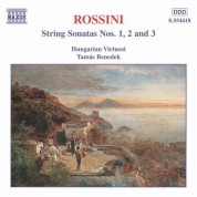 Rossini: String Sonatas Nos. 1- 3 - CD