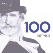 Çeşitli Sanatçılar: Best 100 - Verdi - CD