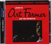 Art Farmer: Listen To Art Farmer & The Orchestra + 7 Bonus Tracks - CD