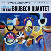 Dave Brubeck Quartet: Time Out (200g-edition) - Plak