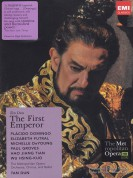 Susanne Mentzer, Plácido Domingo, Sarah Coburn, Metropolitan Opera Orchestra: Tan Dun: The First Emperor - DVD
