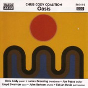Chris Cody Coalition: Oasis - CD