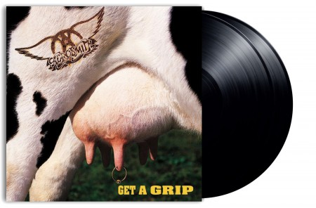 Aerosmith: Get a Grip - Plak