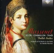 Academy of St. Martin in the Fields, Sir Neville Marriner: Massenet: Ballet Suites - CD