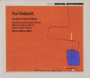 Werner Andreas Albert: Hindemith - Complete Orchestral Works Volume 1 - CD
