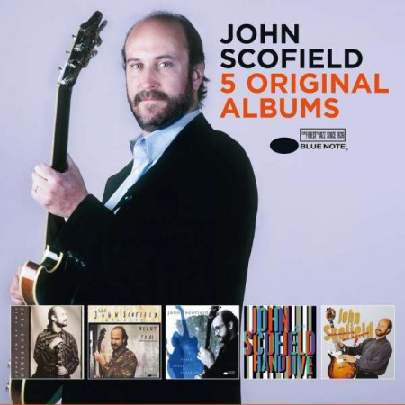John Scofield: 5 Original Albums - CD