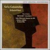 Radio-Philharmonie Hannover des NDR, Johannes Kalitzke: Sofia  Gubaidulina - Orchestral Music - CD