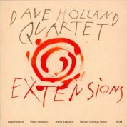 Dave Holland Quartet: Extensions - CD