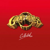Commodores: Collected (Limited Numbered Edition - Gold/Red Vinyl) - Plak