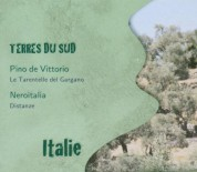 Pino de Vittorio: Terres Du Sud: Italy - CD