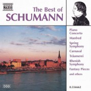 Schumann, R. (The Best Of) - CD