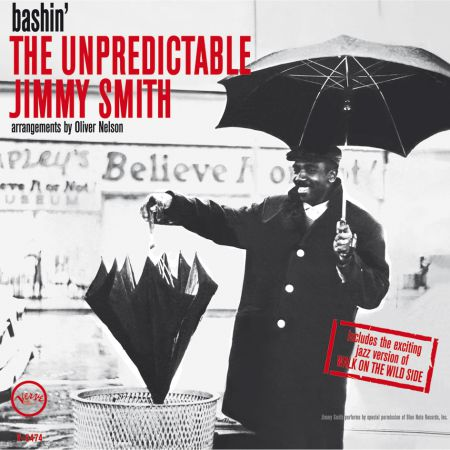 Jimmy Smith: Bashin' - Plak