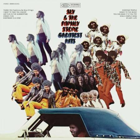Sly & The Family Stone: Greatest Hits - Plak