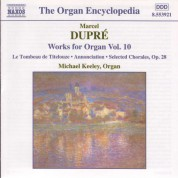 Dupre: Works for Organ, Vol. 10 - CD