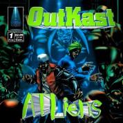 Outkast: ATLiens (Explicit Version) - CD