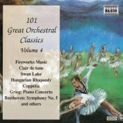 101 Great Orchestral Classics, Vol.  4 - CD