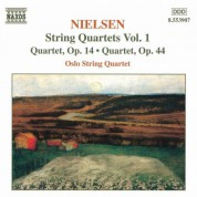 Nielsen, C.: String Quartets, Vol.  1 - CD
