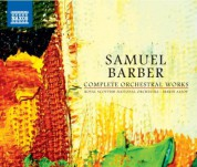 Royal Scottish National Orchestra, Marin Alsop: Barber: Complete Orchestral Works - CD
