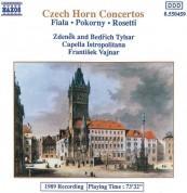 Zdenek Tylsar, Bedrich Tylsar, Capella Istropolitana, Frantisek Vajnar: Czech Horn Concertos (Fiala, Pokorny, Rosetti) - CD